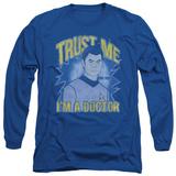 Long Sleeve: Star Trek - Doctor T-shirts