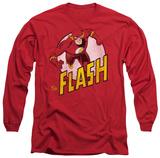 Long Sleeve: The Flash - The Flash Long Sleeves