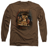 Long Sleeve: The Hobbit: An Unexpected Journey - Feast T-shirts