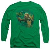 Long Sleeve: The Hobbit: The Desolation of Smaug - Greenleaf Shirt