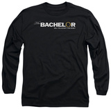 Long Sleeve: The Bachelor - Logo T-shirts