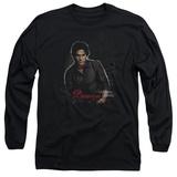 Long Sleeve: The Vampire Diaries - Damon Shirt