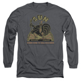 Long Sleeve: Sun Records - Sun Rooster T-Shirt