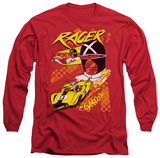 Long Sleeve: Speed Racer - Racer X Victory Shirts