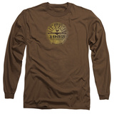 Long Sleeve: Sun Records - Sun University Distressed T-shirts