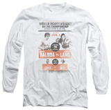 Long Sleeve: Rocky - Vs Clubber Poster T-shirts