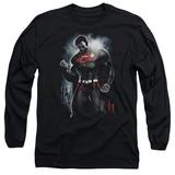 Long Sleeve: Superman - Light Of The Sun Shirt