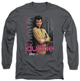 Long Sleeve: Pretty In Pink - Just Duckie T-shirts