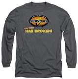 Long Sleeve: Survivor - Tribe Has Spoken T-shirts