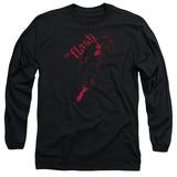 Long Sleeve: The Flash - Flash Darkness Shirt