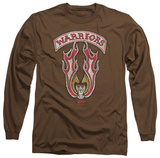 Long Sleeve: The Warriors - Emblem Shirts