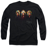 Long Sleeve: The Vampire Diaries - Stained Windows T-Shirt