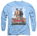 Long Sleeve: Tommy Boy - Movie Poster T-shirts