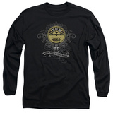 Long Sleeve: Sun Records - Rockin Scrolls T-shirts