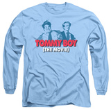 Long Sleeve: Tommy Boy - Logo T-Shirt