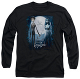 Long Sleeve: The Corpse Bride - Poster T-Shirt