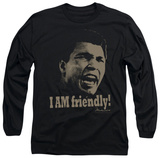 Long Sleeve: Muhammad Ali - Friendly T-shirts
