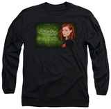 Long Sleeve: Suburgatory - In Grass Shirt