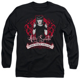 Long Sleeve: NCIS - Goth Crime Fighter T-shirts