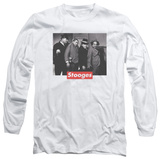 Long Sleeve: The Three Stooges - Supreme Rip Shirts