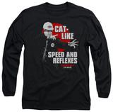 Long Sleeve: Tommy Boy - Cat Like Long Sleeves