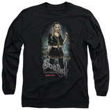 Long Sleeve: Sucker Punch - Babydoll Poster Shirts