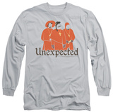 Long Sleeve: Monty Python - Unexpected T-Shirt