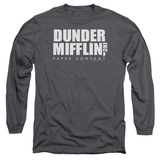 Long Sleeve: The Office - Dunder Mifflin T-shirts