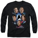 Long Sleeve: Star Trek - Starfleet's Finest T-Shirt