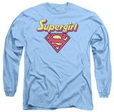 Long Sleeve: Superman - I'm A Supergirl Long Sleeves