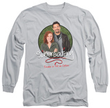 Long Sleeve: Suburgatory - Father & Daughter T-shirts