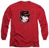 Long Sleeve: NCIS - Abby Heart T-shirts