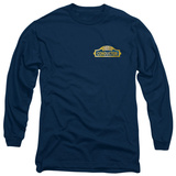 Long Sleeve: Polar Express - Conductor T-Shirt