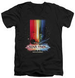 Star Trek - Motion Picture Poster V-Neck Shirts