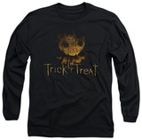 Long Sleeve: Trick R Treat - Logo T-shirts