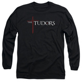 Long Sleeve: The Tudors - Logo T-shirts