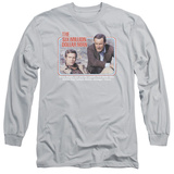 Long Sleeve: The Six Million Dollar Man - The First Shirt
