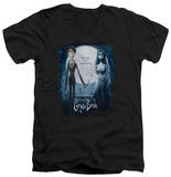 The Corpse Bride - Poster V-Neck T-Shirt