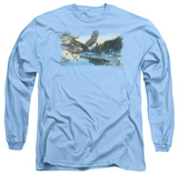 Long Sleeve: Wildlife - Point Of Hope T-shirts