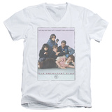 The Breakfast Club - BC Poster V-Neck V-Necks
