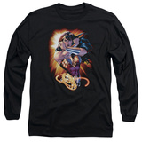 Long Sleeve: Wonder Woman - Wonder Rays Shirt