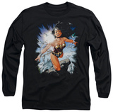 Long Sleeve: Wonder Woman - Of Themyscira Shirts