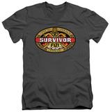 Survivor - Fiji V-Neck T-shirts