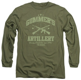 Long Sleeve: Tremors - Gummer's Artillery T-Shirt