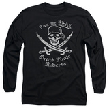 Long Sleeve: The Princess Bride - The Real Dread Pirate Roberts T-Shirt