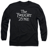 Long Sleeve: The Twilight Zone - Logo T-shirts