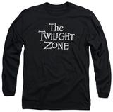 Long Sleeve: The Twilight Zone - Logo T-Shirt