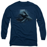 Long Sleeve: Wildlife - Power&Grace T-shirts