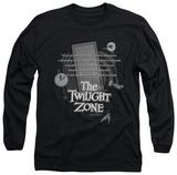 Long Sleeve: The Twilight Zone - Monologue Vêtements
