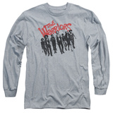 Long Sleeve: The Warriors - The Gang T-Shirt